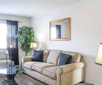 Living Room, Nantucket Gardens