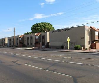 University Commons, West Missouri Avenue, Phoenix, AZ