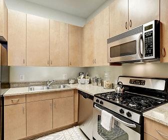 Kitchen, The Cosmopolitan at Reston Town Center