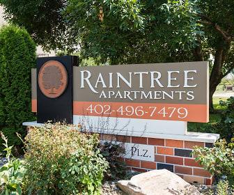 Community Signage, Raintree