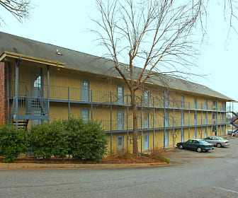 Quail Ridge Apartments, Hickory, NC