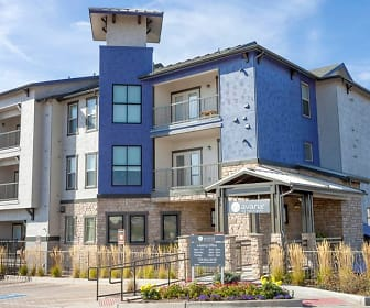 Building, Avana on the Platte