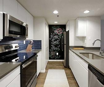 Kitchen, AVA Ballston Square