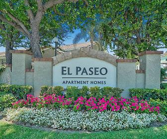 El Paseo Apartment Homes, Tustin, CA