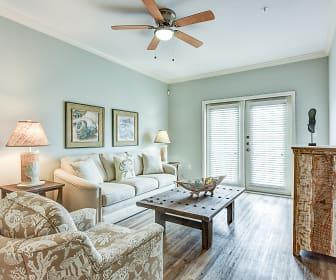 Living Room, Compass Bay Apartments and Marina