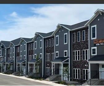 Milltown Residences, DeSanctis Park, Hudson, WI