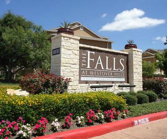 Falls at Westover Hills, Oak Creek, San Antonio, TX