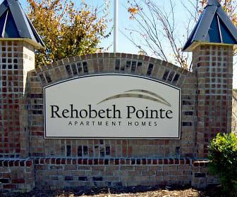 Community Signage, Rehobeth Pointe