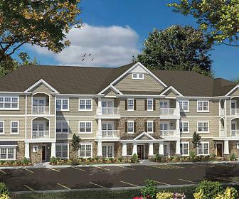 Building, Winding Creek Apartments