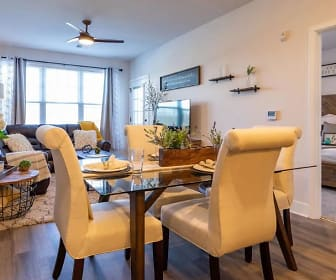 Dining Room, HH Bath View Apartments