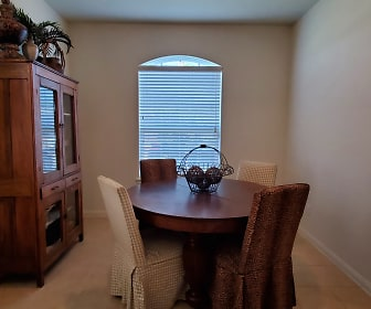 Dining Room, 22718 Rustic Brick Ave