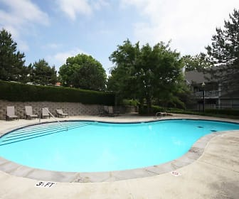 Pool, South Slope