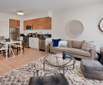 Living Room, The Modern at Art Place