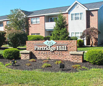 Community Signage, Partridge Hill Apartments