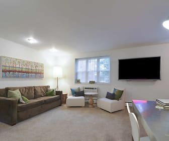 Living Room, University Village