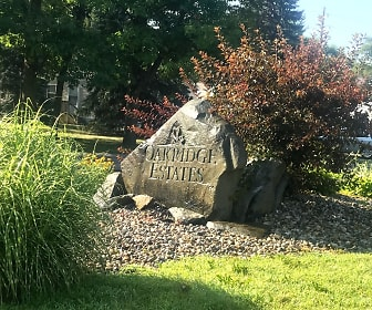 Community Signage, Oakridge Estates