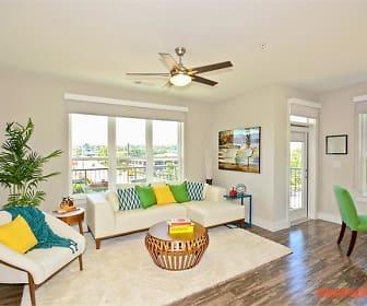 Living Room, Amli Piedmont Heights