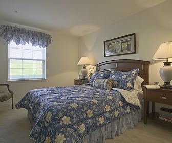 Bedroom, Park View at Miramar Landing for 62 or better