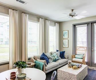 Living Room, Summer Wind