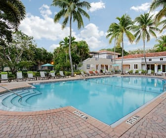 Pool, Coconut Palm Club Apartments
