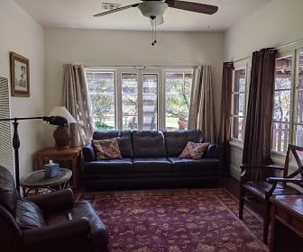 Living Room, 1170 North Rancho Robles Road
