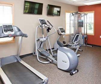 Fitness Weight Room, Huntington Ridge