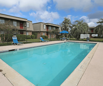 Pool, Chateau Nederland Apartments
