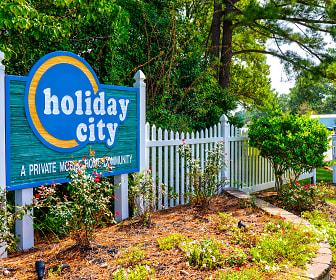Community Signage, Holiday City