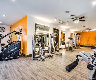 Fitness Weight Room, Barton Creek Landing