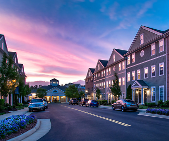 The Pointe at New Town, Walsingham Academy, Williamsburg, VA