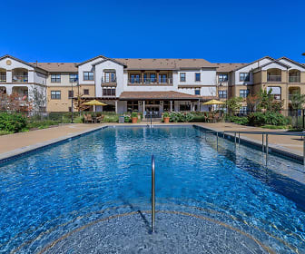 view of pool, Mariposa Apartment Homes at Elk Drive Senior Living