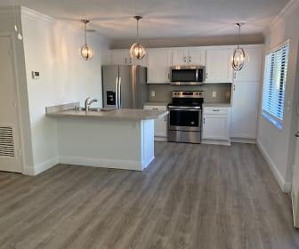 Kitchen, 1601 Big Tree Rd Unit 905