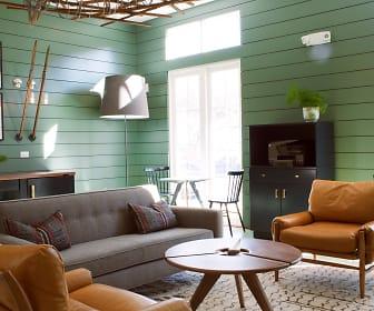Living Room, Link Apartments Mixson