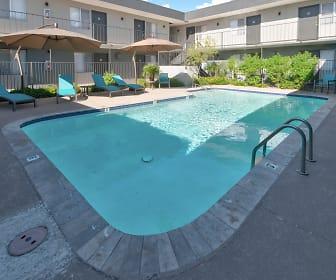 Pool, INDI Tucson- Per Bed Lease