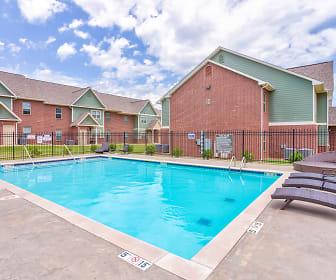 Cross Timber Apartment Homes, Oklahoma City Community College, OK
