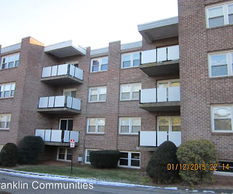 905-925-955-975 Mix Avenue, Hamden High School, Hamden, CT
