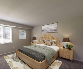 Bedroom, Seasons at Bel Air