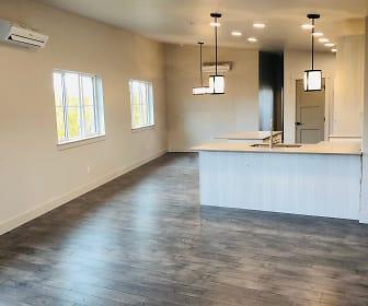 Living Room, Mill Creek Residences