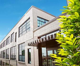 Building, Woodward Lofts