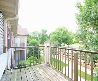 Patio / Deck, Weybridge Apartment Homes