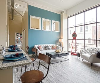 Artisan Apartments, Walker's Point, Milwaukee, WI