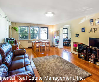 Living Room, 318 West Nittany Avenue