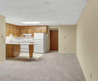 Living Room, Orange Development, Inc.