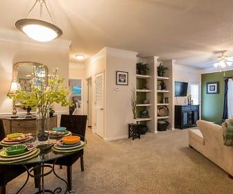 Living Room, Carrington Park at Stonetrace