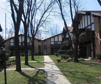 Swissaire Village, Lourdes University, OH