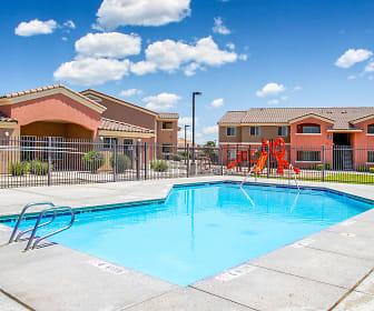 Los Altos Apartments, Mesquite, NM