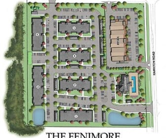 The Fenimore, Leafy Dell, Johnstown, OH