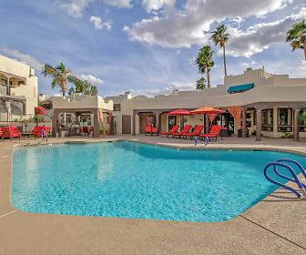 Pool, Casa Santa Fe