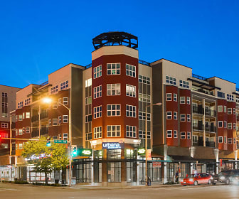 Urbana Apartments, Phinney Ridge, Seattle, WA