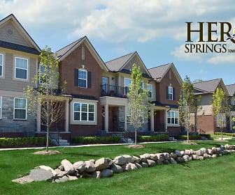 Heron Springs Townhomes and Apartments, Oakland Christian School, Auburn Hills, MI